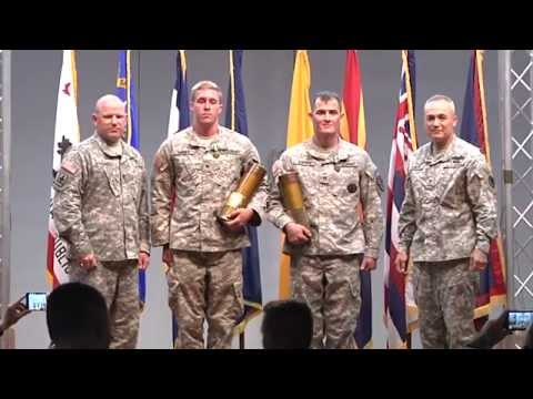 Army National Guard region 7 best warrior competition