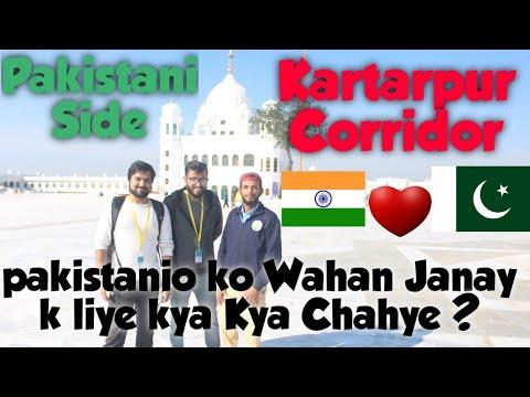 yatra-kartarpur-gurdwara-sahab-pakistan,-nov-2019---insaniyat-zindabad-|-vlog