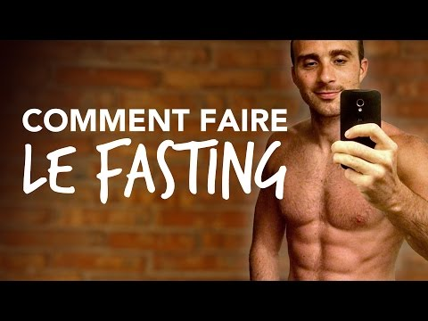 LE FASTING : Commencer Le Jeûne Intermittent (5 Minutes)