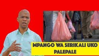 'Mpango wa Serikali uko Palepale''January Makamba