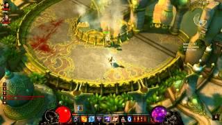 Diablo 3-Boss 2º Ato -Belial