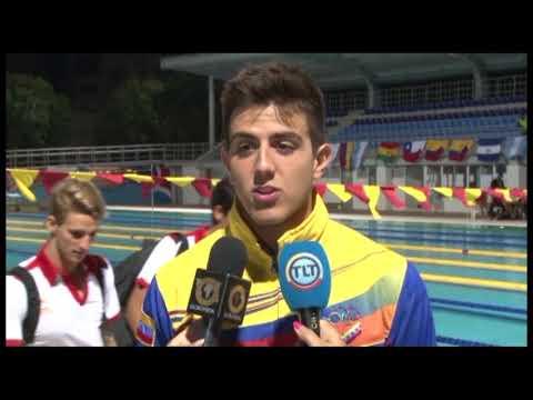 Venezuela campeón en natación de carreras en Bolivarianos 2017 Santa Marta by Kelly Novo