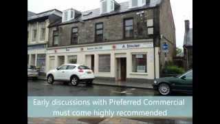 3269 - Butchers Business For Sale In Alloa Clackmannanshire Scotland