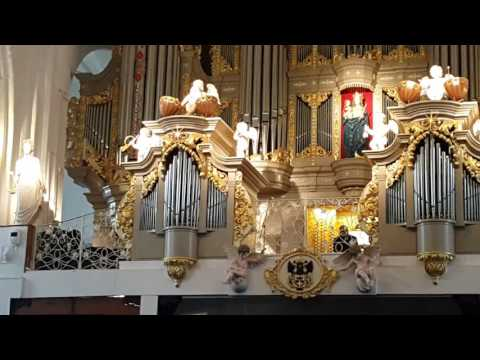Орган Кафедрального собора Канта. Калининград