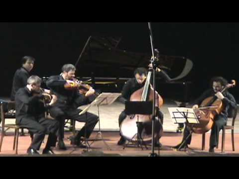 R. Vaughan Williams: Piano Quintet in c minor part 1 - TrioLogìa