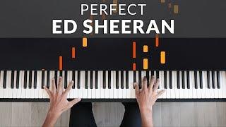 Download lagu Ed Sheeran - Perfect | Tutorial of my Piano Cover + Sheet Music