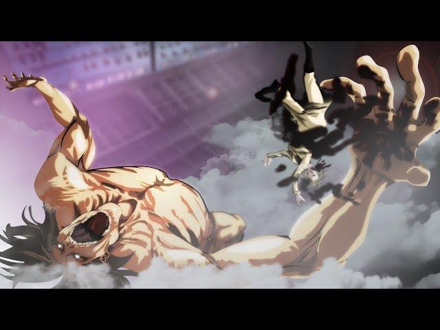 Attack on titan 100 [ Fan animation ]