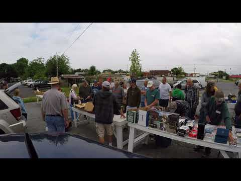 Tailgate Auction 6/7/18