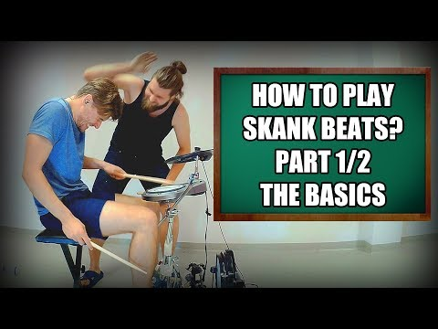 How To Play Skank Beats? (Part 1/2 - The Basics)