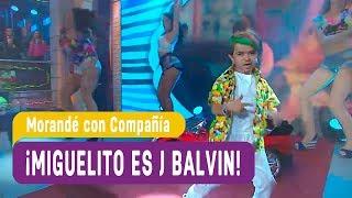 ¡Miguelito es J Balvin! - Morandé con Compañía 2017