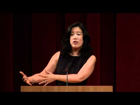 Michelle Rhee gives Olin Lecture on public education reform