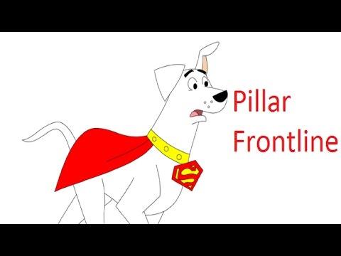 Krypto the superdog ( Pillar Frontline )