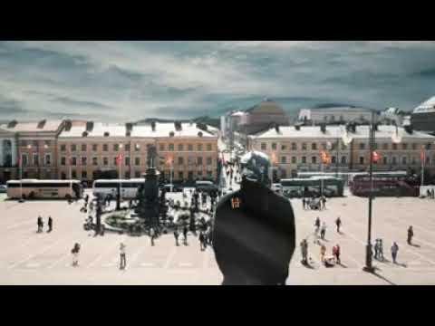 A Day in Helsinki - Byron Cox
