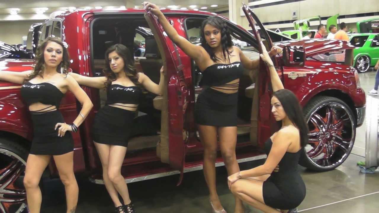 97.9 the beat DUB CAR SHOW 2012 - YouTube