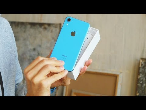 Обзор Apple iPhone XR