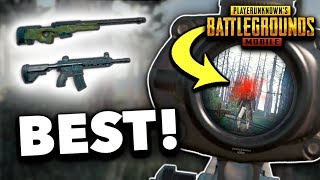 The BEST Loadout in PUBG Mobile!!