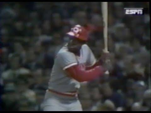 1975 World Series ESPN Documentary (Cincinnati Reds Vs. Boston Red Sox)