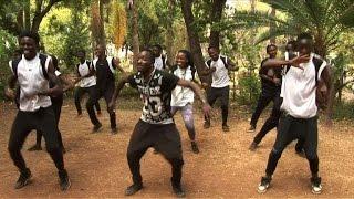 Hip-hop dancers defy Zimbabwe