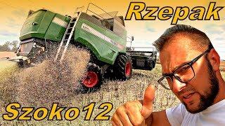 Koszenie Rzepaku & Żniwa 2019 [Vlog#103] Ile Sypie Rzepak ?