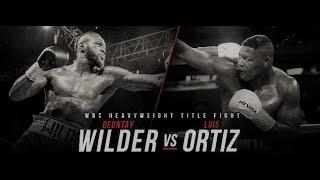 DEONTAY WILDER VS LUIS ORTIZ | TRAILER