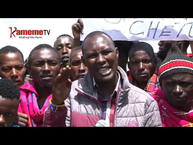 Maabitha a kuhurana na wuici wa mahiu Narok kworotwo