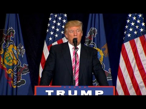 Trump Launches Personal Attacks at Hillary Clinton