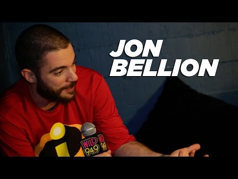 Jon Bellion Gets Interviewed By One Of His Fans