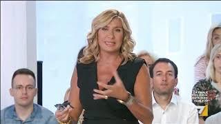 'Stiamo insieme?' l'incontro Salvini-Berlusconi nell'introduzione di Myrta Merlino