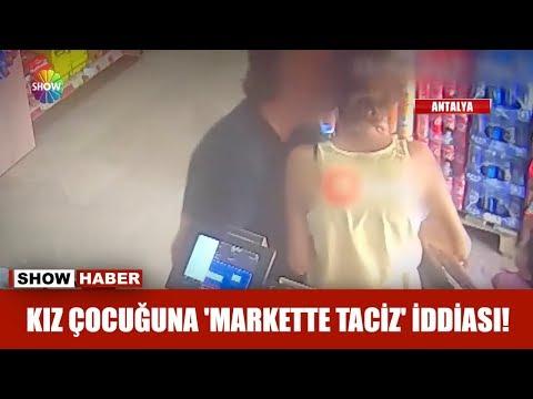 "Kız çocuğuna ""markette taciz"" iddiası!"