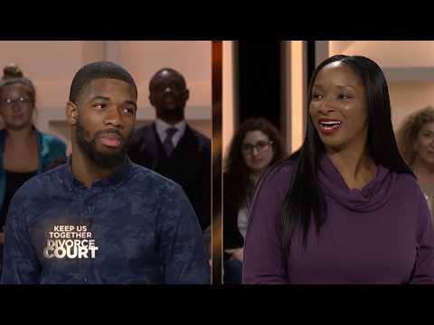 woman dating a mama's boy