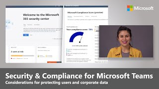 Microsoft Teams Essentials for IT | Security and Compliance