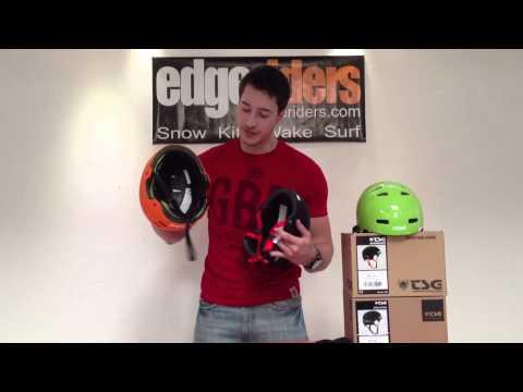 TSG Helmet, review of the latest Tsg skateboard helmets