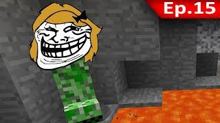 Tackle⁴⁸²⁶ Minecraft (1.8.7) #15 - มันจะมาโดยไม่รู้ตัว