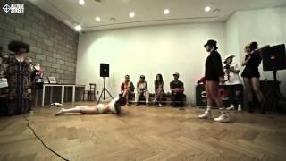 Monika vs Ri Hey  / Final Battle  /  Girlish Battle (Why Not!)  /  The Girl /  Allthatstreet