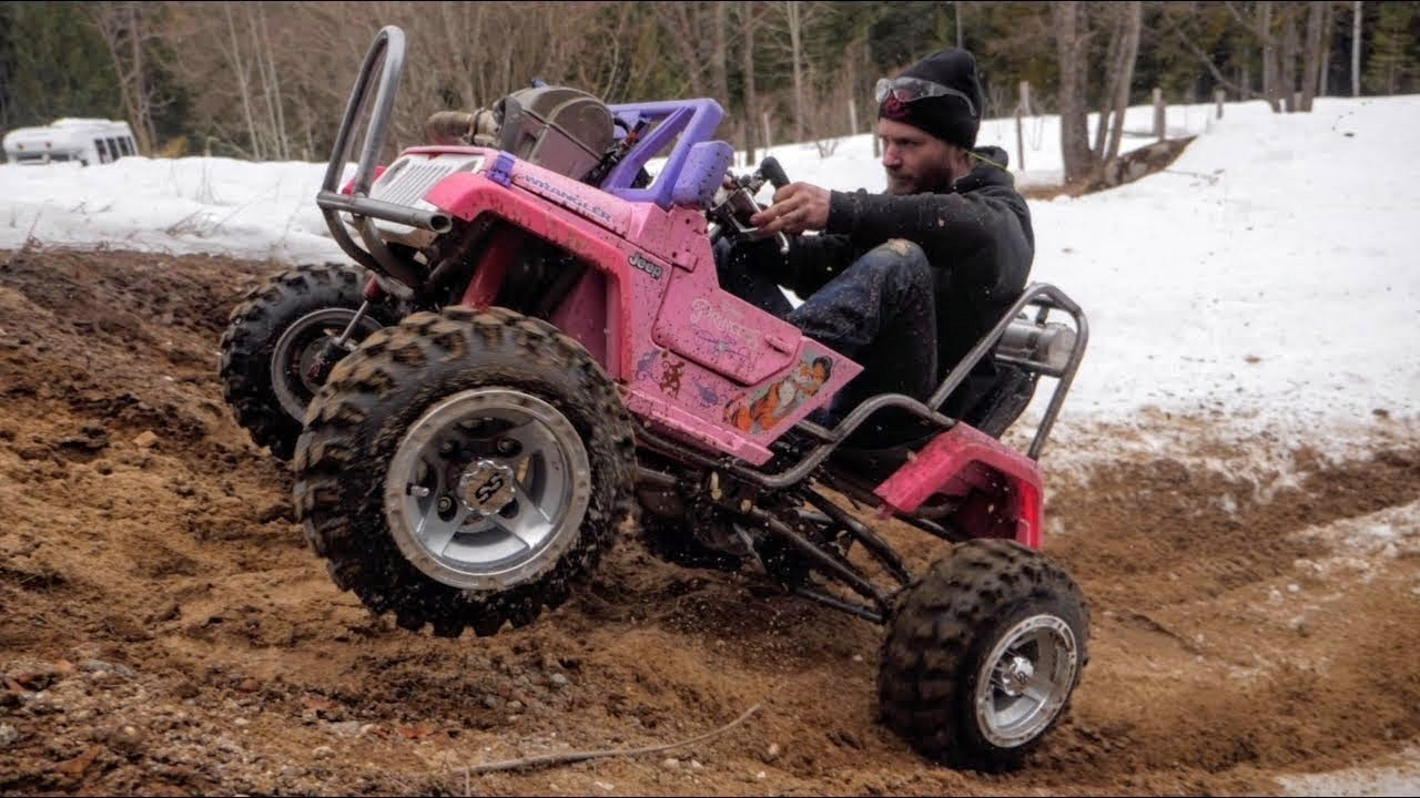 Gas Powered Power Wheels Jeep Cheap Toys Kids Toys