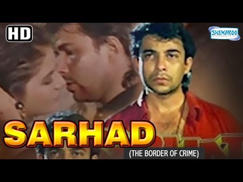 Sarhad - The Border of Crime (1995)(HD) Deepak Tijori, Farah - Patriotic Hindi Movie With Eng Subs