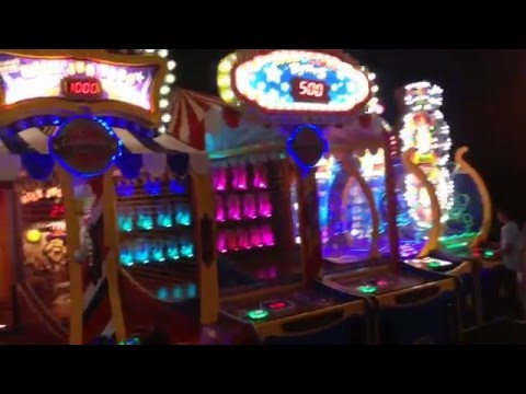 Video Game Arcade Tours - Dave and Busters - FULL VIDEO TOUR (Tempe, Arizona)