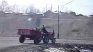 Chinese tractors
