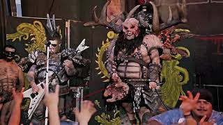 GWAR  - Fuck This Place (OFFICIAL VIDEO)