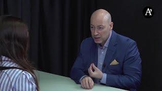 Гордон: Вакарчук – символ поколения, но как политик он слаб