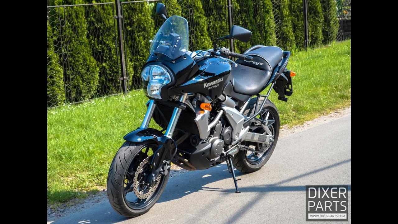 Kawasaki Kle 650 Versys Bezwypadkowy