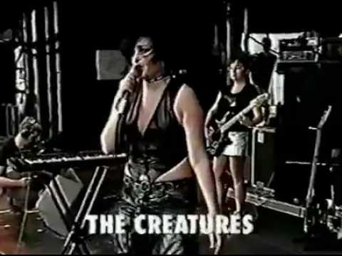 The Creatures Glastonbury 1999.