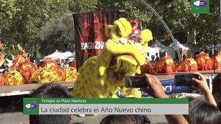 Celebraron el Año Nuevo chino en nuestra ciudad
