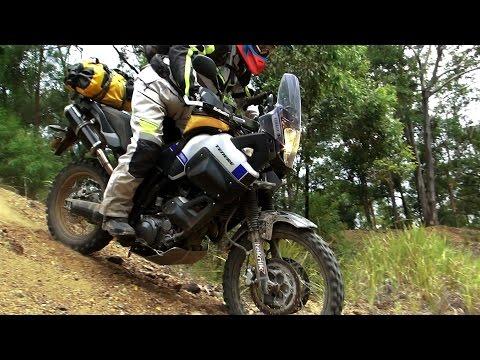 Yamaha Tenere Adventure rideadv