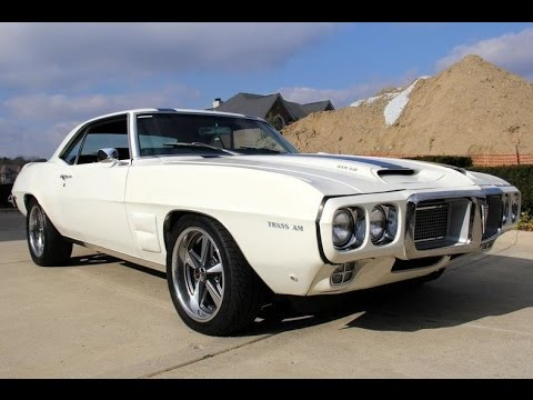 1969 ponitac firebird trans am tribute for sale youtube. Black Bedroom Furniture Sets. Home Design Ideas
