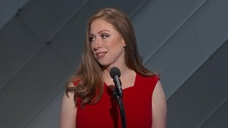 Chelsea Clinton FULL Speech at the Democratic National Convention