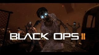 New! Black Ops 2 Zombies - New Easter Egg Items! Fusing Items Together! (Zombie Delivery 2&3)