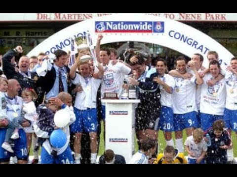 Radio Commentary: Final moments of Rushden & Diamonds vs Hartlepool and trophy presentation