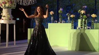 Myriam Fares Live Wedding Performance Dubai 3 ميريام فارس تغني مباشر في الأفراح دبي