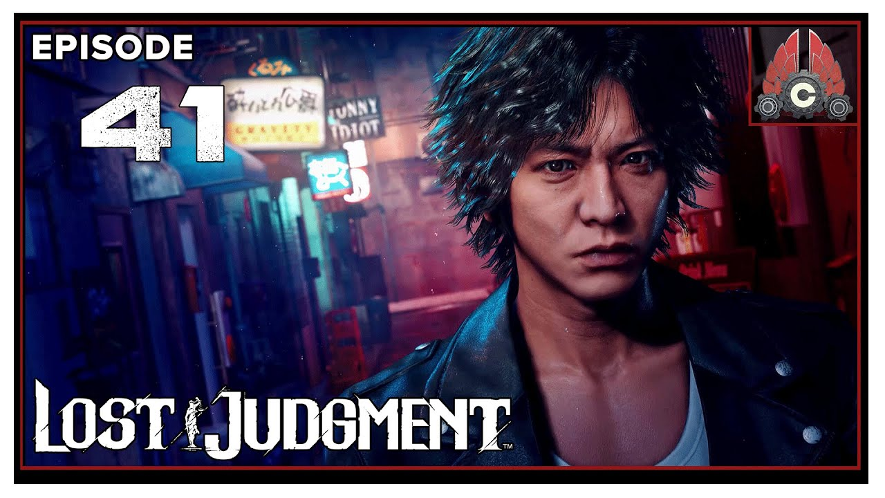 CohhCarnage Plays Lost Judgment (Thanks Ryu Ga Gotoku For The Key) - Episode 41